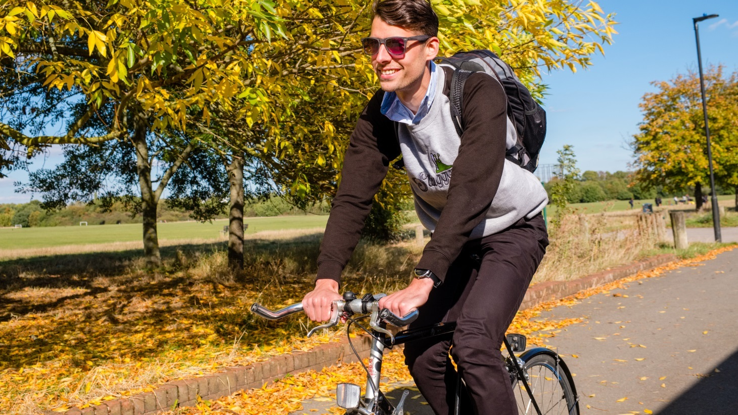 Commute by bike with confidence - Sustrans.org.uk