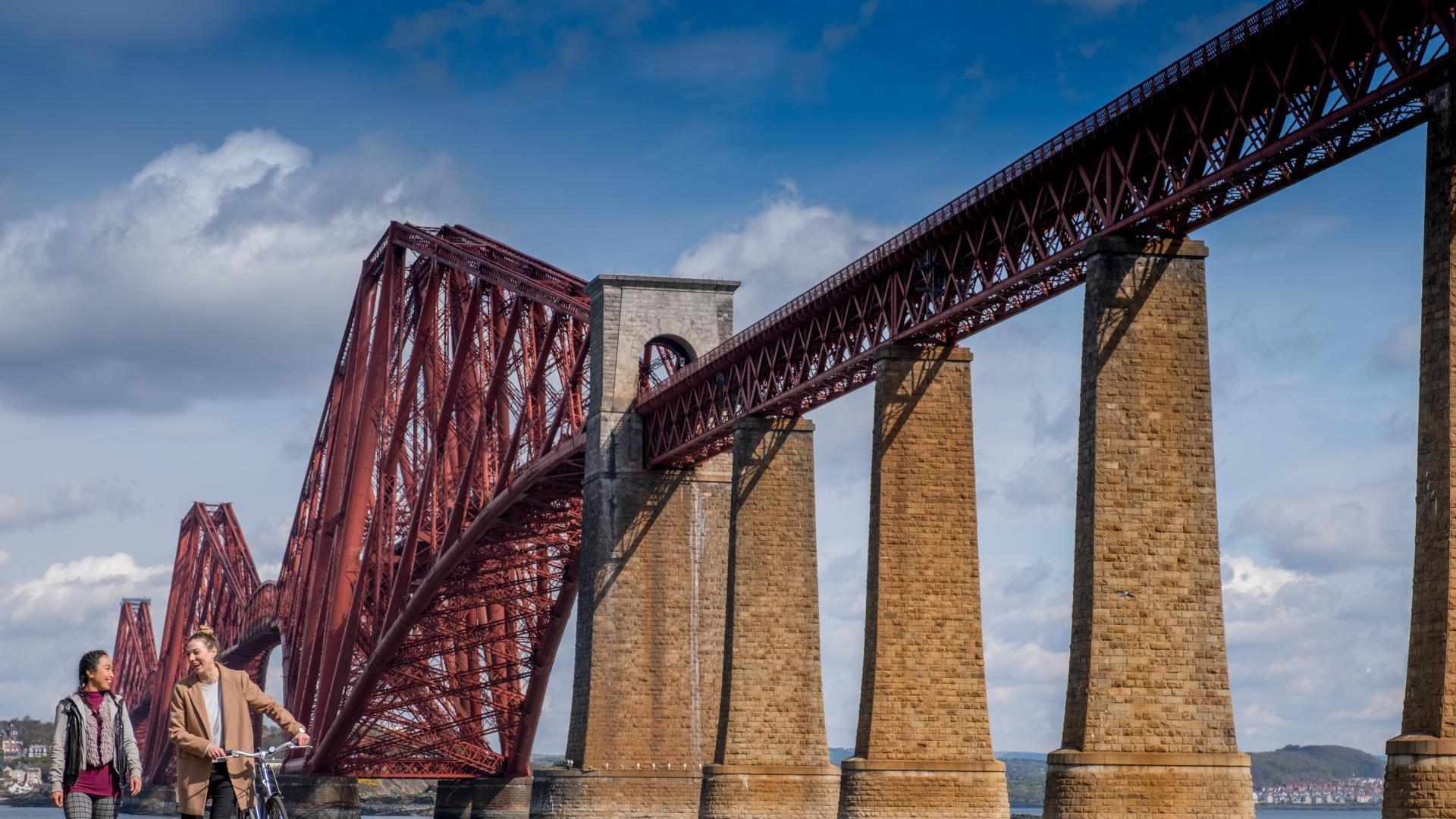 Edinburgh to the Forth Road Bridge - Sustrans.org.uk