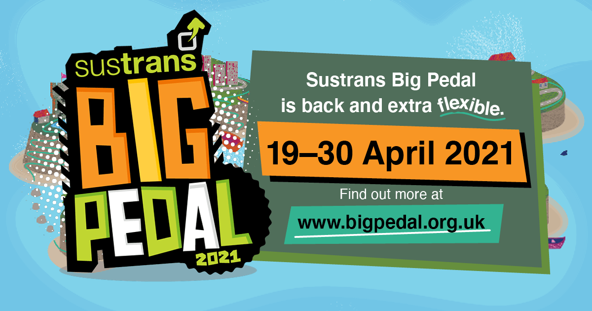 Sustrans Big Pedal - Sustrans.org.uk